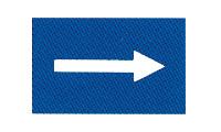 Fahrtrichtungsempfehlung