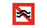 Wellenschlag vermeiden